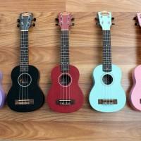 Jual Ukulele Soprano Makoa Warna Terlengkap / Cuklele / Gitar Junior Murah