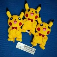 Boneka Pokemon Pikachu Pita SNI / Kado Hadiah Souvenir / Aksesoris
