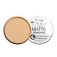Rimmel London Stay Matte Long Lasting Pressed Powder SHADE TRANSPARENT