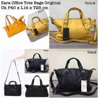 Tas Zara Office Tote Bags Original