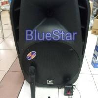 harga Speaker Portable Amplifier Wireless Vpk A19 Bluetooth 15 Inch Tokopedia.com