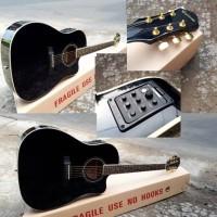 harga Gitar Black Eq Fishman Tokopedia.com