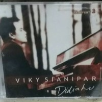 CD Original VIKY SIANIPAR . TOBA DREAM VOL 2 .
