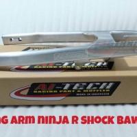 harga Swing Arm Aitech / Ai-tech Ninja R Mounting Bawah Almu/almunium Tokopedia.com