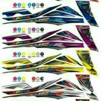 harga Sticker / Striping Variasi Thailook Jupiter Z & Z1 (spark 115 Zr) Tokopedia.com