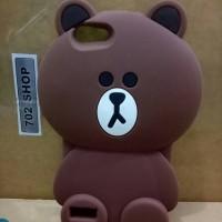 harga Case 4d Brown Oppo Neo 7 / A33t / Karakter / Soft / Silikon / 3d Tokopedia.com