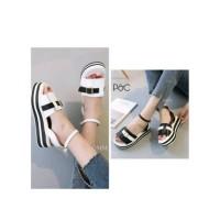 harga Sepatu Sandal Wanita/pesta/casual/flatform/wedges Hpg5 Tokopedia.com
