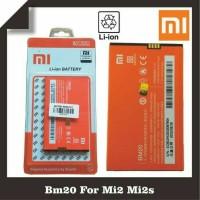 Original Battery Baterai Batre Xiaomi Mi2 Mi2s Bm20 Bm-20