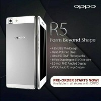 Oppo R5 Ram 2gb Rom 16gb Original Garansi Resmi Oppo Indonesia