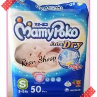 Harga Mamy Poko Extra Dry Size S Travelbon.com