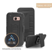 harga Samsung Galaxy A3 2017 A320 | Holster Rugged Future Armor Hybrid Case Tokopedia.com