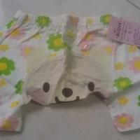 Celana Busha Flower Short Pants
