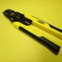 harga Tang Kupas Kabel | Wire Stripper | Cutter | Tang Skun 3 In 1 Tokopedia.com
