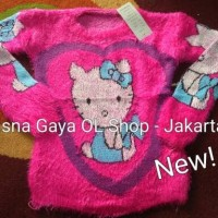 harga Sweater Bulu Import/ Baju Hangat/ Sweater Rajut Anak Tokopedia.com