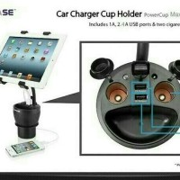 harga Capdase Car Cup Holder Charger Max With Tab-x Mount 3,4a 17w Tokopedia.com