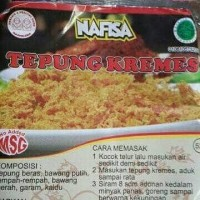 Jual Tepung kremes Nafisa non MSG Murah
