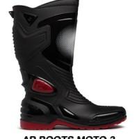 harga Sepatu Touring Cross Trail Balap Drag Anti Air Ap Boots Moto 3 Moto Tokopedia.com