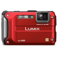 Panasonic Lumix DMC FT3 - 12 MP - Merah Limited