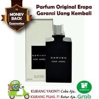 parfum original 100% Carven pour homme nonbox 100ml