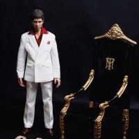 [MIB NO BOX] BLITZWAY SCARFACE TONY MONTANA