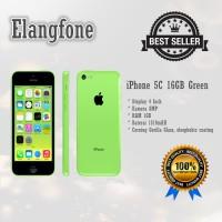 Apple Iphone 5c - 16 Gb - Green - Garansi 1 Tahun