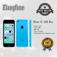 Apple Iphone 5c - 16 Gb - Blue -  Garansi 1 Tahun