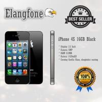 harga Apple Iphone 4s-16 Gb Black Garansi 1 Tahun Tokopedia.com