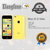 Apple iPhone 5C - 32GB - Yellow - Garansi 1 Tahun