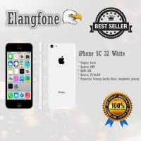 Apple iPhone 5C - 32GB - White - Garansi 1 Tahun