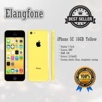 Apple Iphone 5c - 16 Gb - Yellow - Garansi 1 Tahun