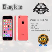 Apple Iphone 5c - 16 Gb - Pink - Garansi 1 Tahun