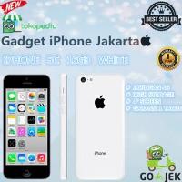 Apple Iphone 5c 16gb White 4g Lte - Garansi Platinum 1thn