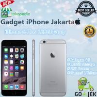 Apple Iphone 6plus Gray - 128gb Garansi Platinum 1 Tahun