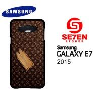 harga Casing Samsung E7 Louis Vuitton Wallpaper 2 Custom Hardcase Tokopedia.com