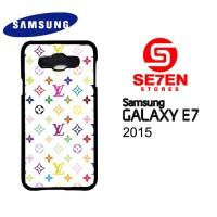 harga Casing Samsung E7 Louis Vuitton Multicolor Custom Hardcase Tokopedia.com