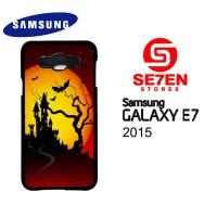 harga Casing Samsung E7 Halloween Night Custom Hardcase Tokopedia.com