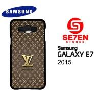 harga Casing Samsung E7 Louis Vuitton Wallpaper 3 Custom Hardcase Tokopedia.com