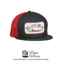 TOPI TRUCKER LPG BR - Rumble Cloth Bali