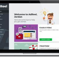 Adreel   Video Marketing   Web Apps   Aplikasi Berbasis Web