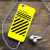 Off White Abloh Iphone 6 7 5 Xiaomi Redmi Note F1s Oppo  S6 Vivo
