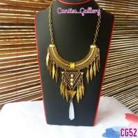 harga Kalung Etnik Gold Cg52. Tokopedia.com