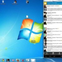 Software Android BBM Di Laptop/PC