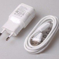 Lg Travel Charger Kabel Micro Usb Original For Lg G3 / G4 Ori 100%
