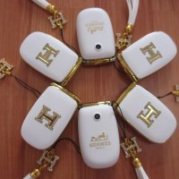 harga Handphone Mini Flip Hermes Putih + Gantungan Tokopedia.com