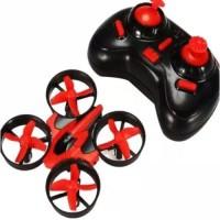 Jual Drone UFO Terlaris RC Quadcopter Mini Red Murah