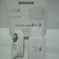 Charger Samsung S8/A3/A5/A7 2017 USB C 15W Fast Charging Original 100