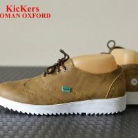 harga Sepatu Kickers Boot Murah Wanita Keren Gaya Hits Lucu Simple Stylish Tokopedia.com