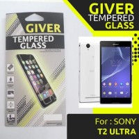 Tempered Glass Sony Xperia T2 Ultra
