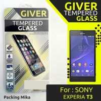 Tempered Glass Sony Xperia T3