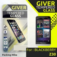 Tempered Glass Blackberry Z30